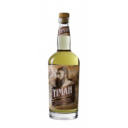 Timah Double Peated Blended Whisky