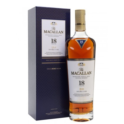 The Macallan 18 Years Double Cask